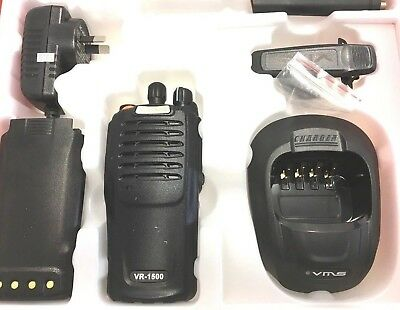 Gme Tx675 2 Watt Single Uhf Cb Handheld Radio 80 Channel Comes With Charger+Batt