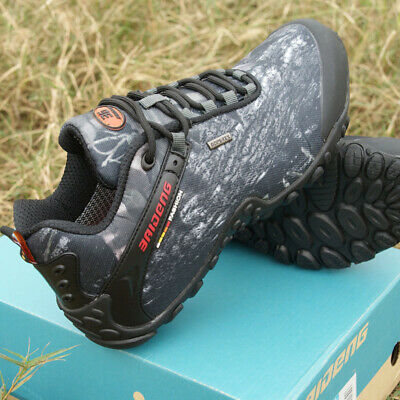 Spring Autumn Men's Outdoor Shoes Bionic Camouflage Footwear Fishing Hunting