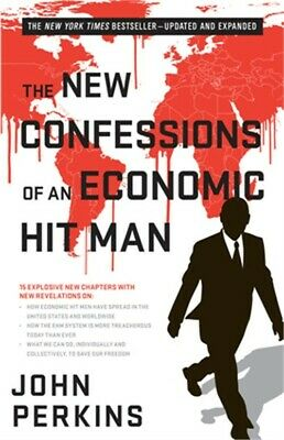 Confessions of an Economic Hit Man by John Perkins (2016, Paperback)