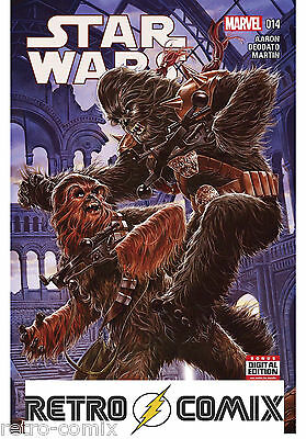 Marvel Star Wars #14 First Print New/unread Bagged & Boarded