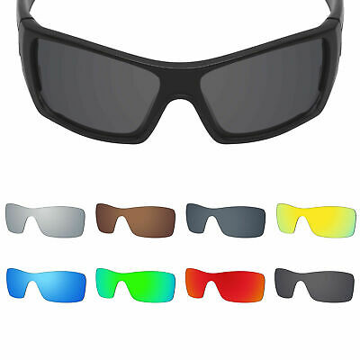 Replacement Lenses for-OAKLEY Batwolf Sunglasses Polarized - Multiple Options
