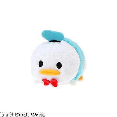 "Disney Store USA Authentic Donald Duck Tsum Tsum Mini 3 1/2"" NWT"