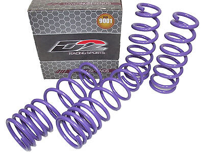 D2 Racing Lowering Springs for 03-07 Honda Accord & 04-08 Acura TSX TL