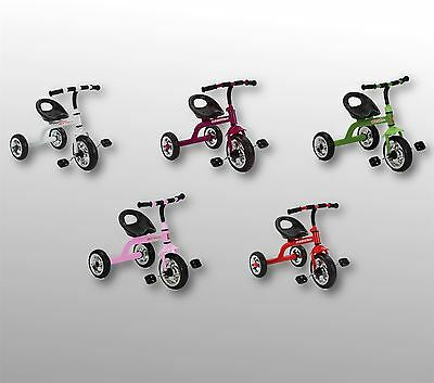 New Baby Kid Toddler Child Tricycle Trike Scooter Bike Assorted Colours