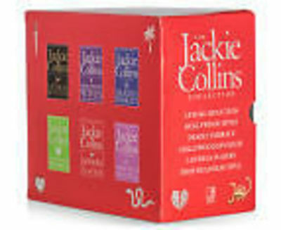 The Jackie Collins Collection Box Set : 6 Books including Hollywood Wives