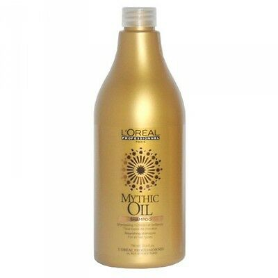 LOREAL Professionnel L'OREAL Mythic Oil Shampoo For All Hair Types 750ml