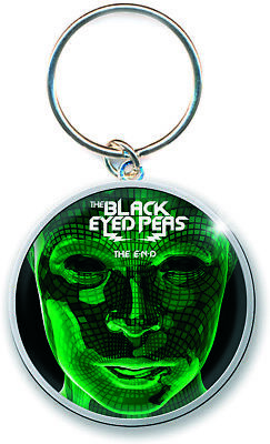 Des Black Eyed Peas The End couverture de l'album cadeau trousseau officielle