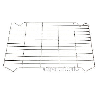 Small Chrome Grill Pan Rack Tray for Indesit Oven Cooker Replacement