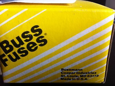 Bussmann Buss Fuses BK/MTH-8 (Qty: 100) Hard to find