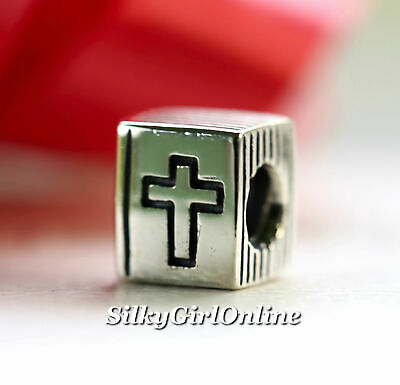 New!! Authentic PANDORA Sterling Silver Charm Bible 790261 **Retired**