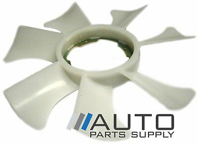 Nissan GQ Patrol Engine Viscus Fan Blades suit 4.2ltr TB42 Petrol 142mm spacing