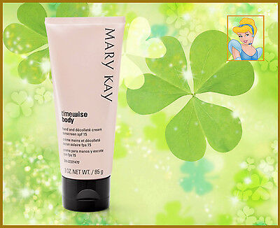 MaryKay TimeWise Body Hand and Décolleté Cream SPF 15 85g