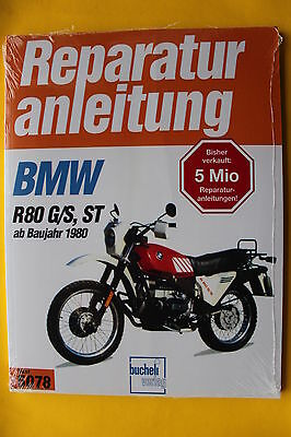 bmw r 100 cs rs rt ab 1980 reparaturanleitung handbuch. Black Bedroom Furniture Sets. Home Design Ideas