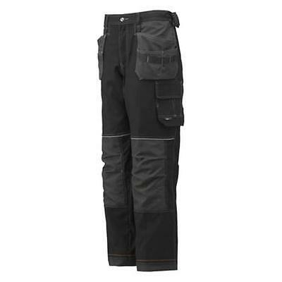Helly Hansen Chelsea Construction Workwear Trouser 76441 Black/Charcoal NEW!