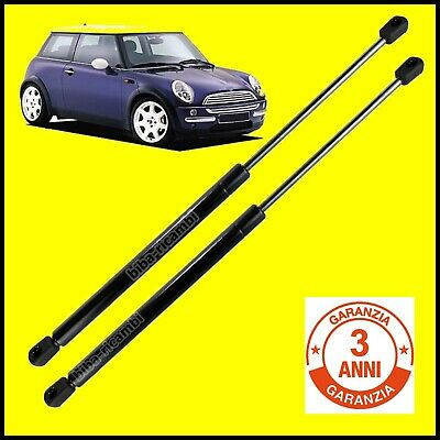 PISTONI PISTONCINI BAULE POST MINI COOPER ONE (R50,R53) DAL 2001-2007 art.012