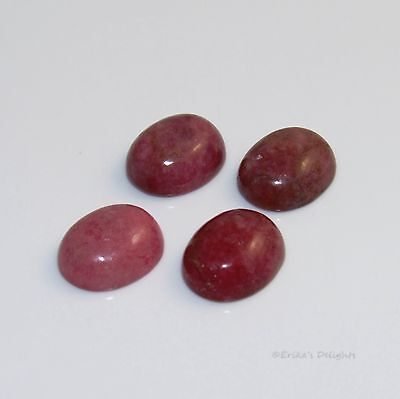 (10x8- 14x10) Oval Natural Rhodonite Cabochon