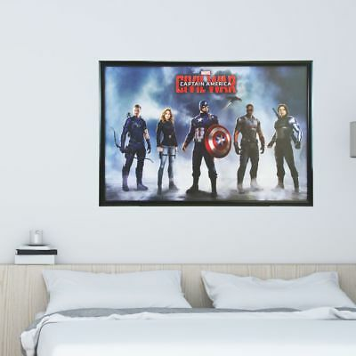 One Sheet 27 x 40 & Quad Size Movie Poster Snap Frame Silver Black  30 x 40inch