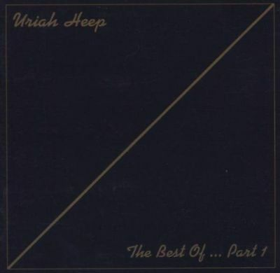 Uriah Heep - The Best Of... Part 1 NEW CD