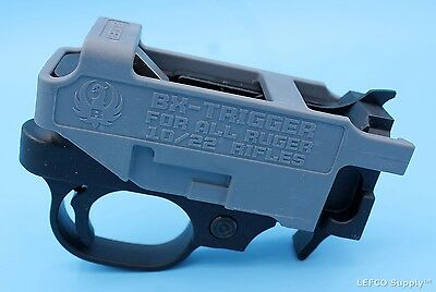 Ruger BX-Trigger 10/22 Rifle Charger Pistol 22LR NEW Retail 90462 1022 Drop-In