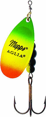 Mepps Aglia Fluo Hot Tiger Spinners
