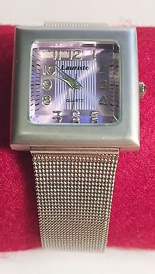 "New ""LAURISTO"" Quartz Movement Ladies Wrist Watch  Stainless Steel Back (1)"