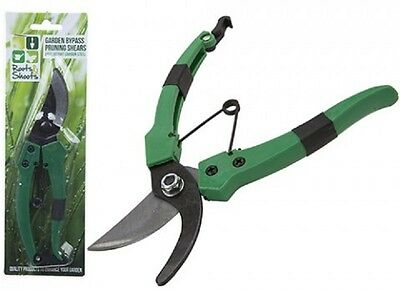 Wholesale-Resellers-12 X GARDEN BYPASS PRUNING SHEARS