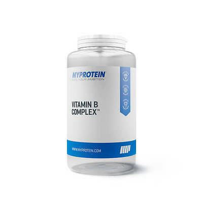 My Protein Vitamin B Complex 120 Tabs  optimale Funktionsweise des Nervensystems