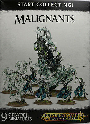 Age of Sigmar: Start Collecting Malignants (70-93)  NEW
