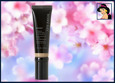Mary Kay CC Cream FPS 15 Protección Media Mary Kay 29 ml 3 color