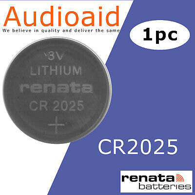 Panasonic CR2025 3V Lithium Battery. Select your QTY