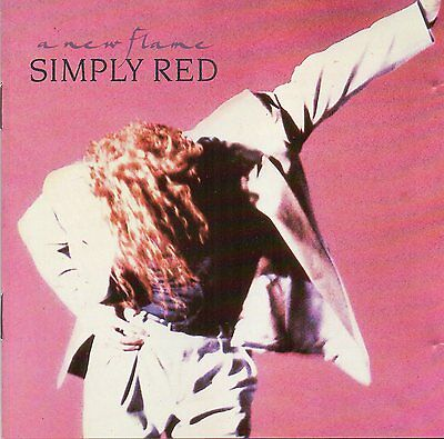Simply Red - New Flame (1989)