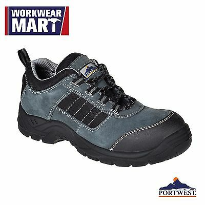 Safety Work Shoes Composite Toe Cap Hiker Trekker Leather Boots ASTM, NEW FC64