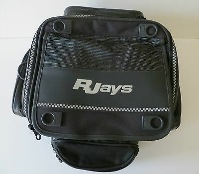 RJAYS Expandable Motorcycle Backpack Bag For Rack Or Seat