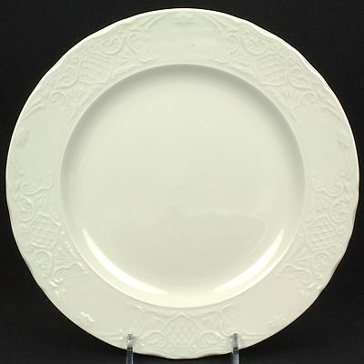 Johnson Brothers Richmond White Luncheon Plate FLAWS