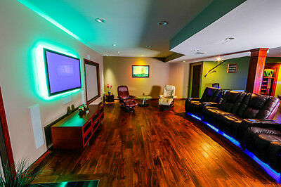 Home Automation LED Lighting _____Remote Control  XBOX One, PS4 Sony Light