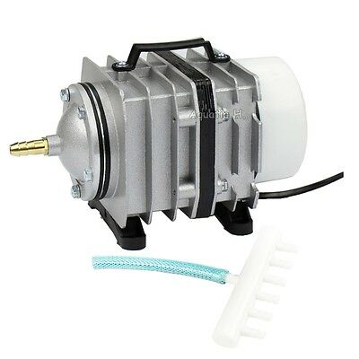 571-1746 GPH Aquarium O2 Commercial Air Pump Fish Pond Hydroponics Aquaponics