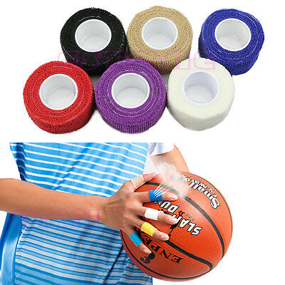 Fitness 1 Roll Muscle Pain Care Kinesiology Bandage Flexible Safety Sports Tape