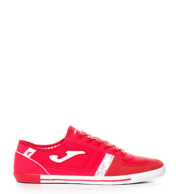 Joma  - Zapatillas casual C.Original 503 rojo, blanco
