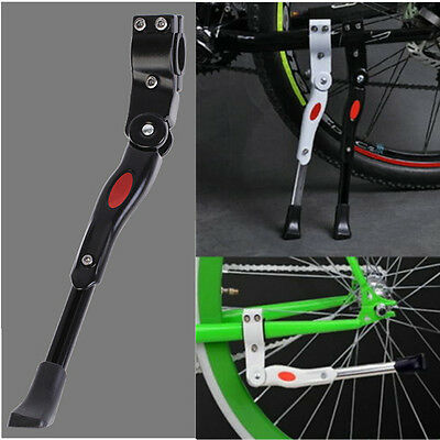 Unique Adjustable Mountain Bike Kickstand Mtb Bicycle Side Stand Parking Leg