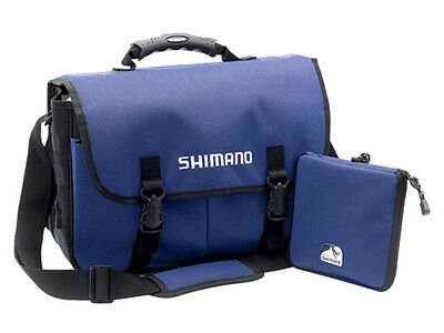 Borsa Shimano Porta Artificiali Jig Spinning Butterfly Tackle Bag -Bfltb250-
