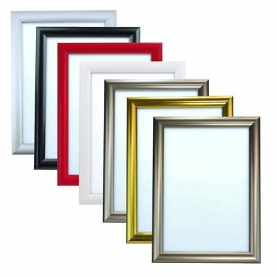 Snap Frame picture poster retail clip frame holder wall notice board A4 A3 A2 A1
