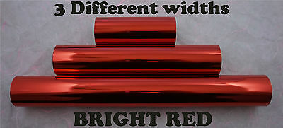 Red Toner Foil Craft Cards Laser Printer Heat Transfer Laminator Hot Foil Hot
