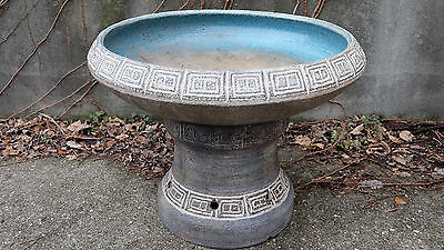 Large Mid Century Modern Pottery Planter or Fountain
