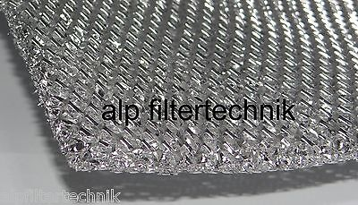 metall fettfilter filtermatte 1x1m 10mm alu filter universal dunstabzugshaube eur 69 90. Black Bedroom Furniture Sets. Home Design Ideas
