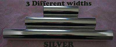 Silver Toner Foil Craft Cards Laser Printer Heat Transfer Laminator Hot Foil