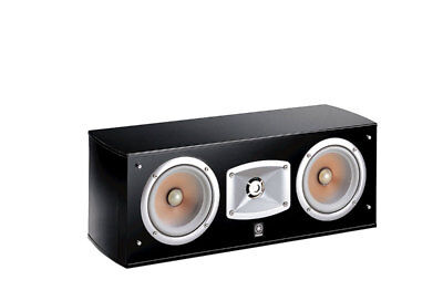 Yamaha NS-C444 EF Series Center Speakers 250W Max 13cm Woofer - Piano Black