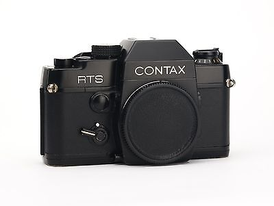 CONTAX RTS Replacement Cover - Laser Cut - Recycled Leather