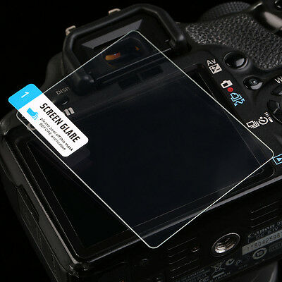 Tempered Glass Camera LCD Screen Protector Cover for Nikon D7200 New DE