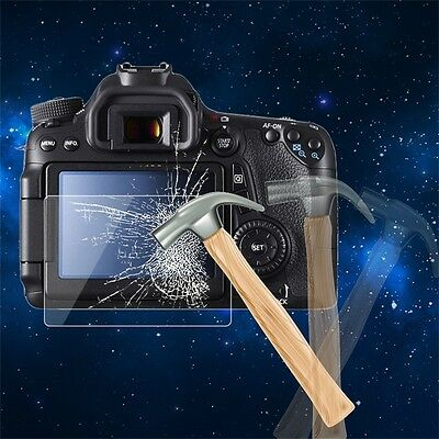 Tempered Glass Camera LCD Screen HD Protector Cover for Canon 70D/700D DE