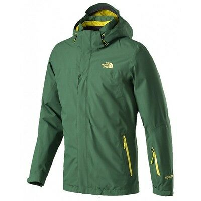 The North Face Giacca 3 In 1 Uomo Verde